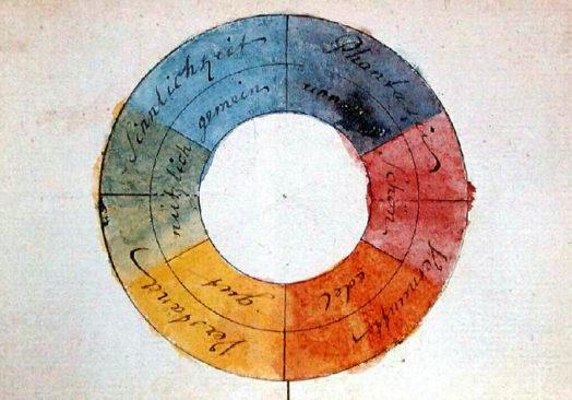 Introducción al mundo del color según la teoría de Goethe