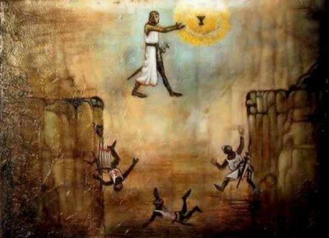 Grupo de estudio: La búsqueda del Santo Grial (online)